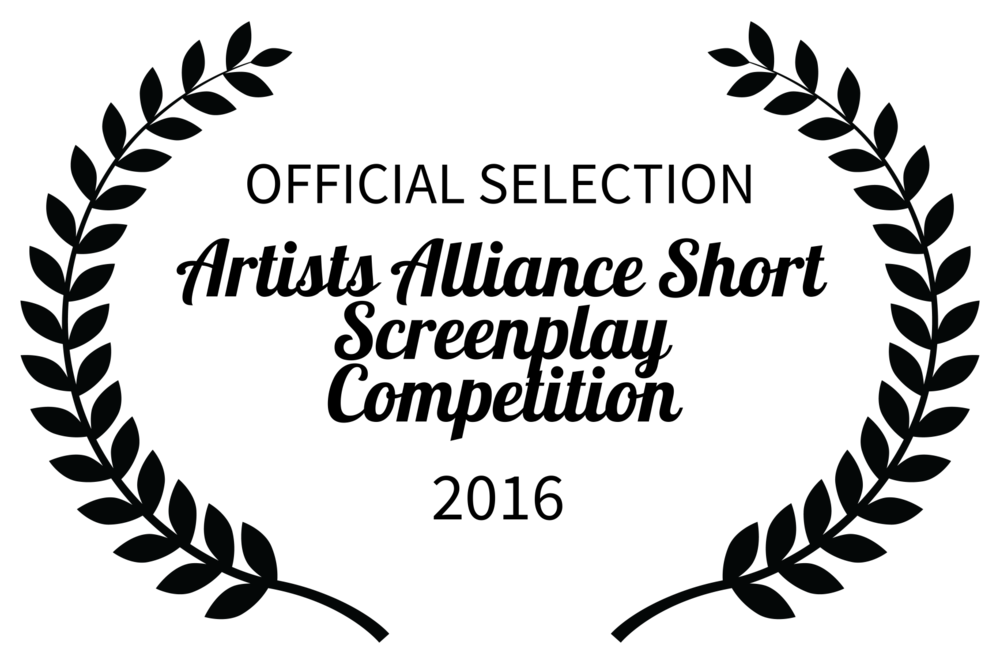 black OFFICIAL SELECTION - Artists Alliance Short Screenplay Competition - 2016 copy.png