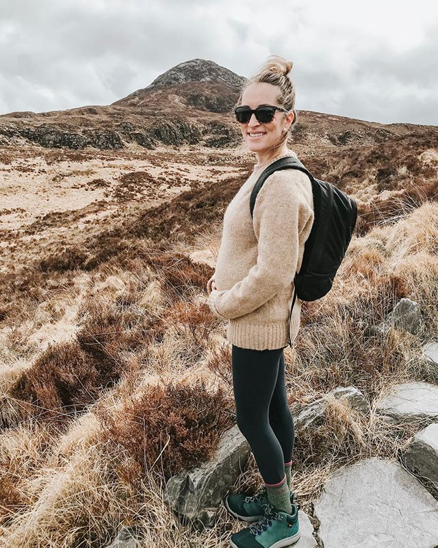 One year ago- we were hiking and biking our way through Ireland, with our growing two. . . Cedar and Jo - you are already international travelers!