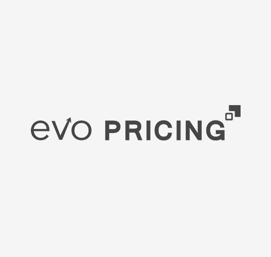 Evo Pricing Logo - Grey
