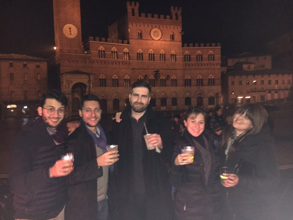 Night out @Siena