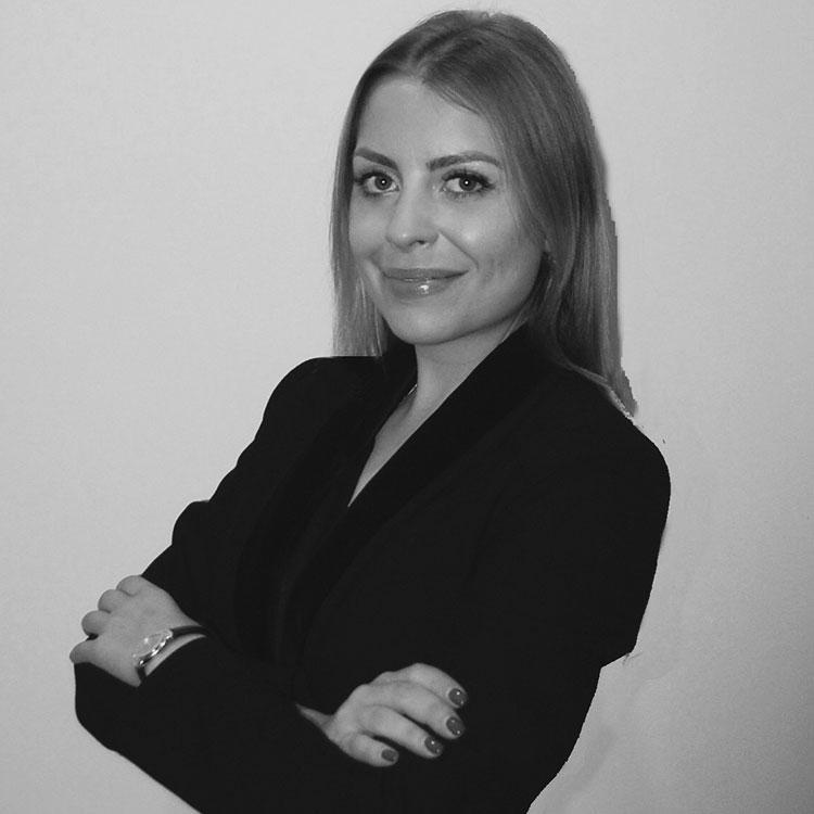 Ksenia, Business Development Intern