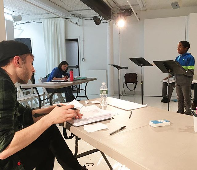 Rehearsal for The Bishops #musicals #musicaltheatre #theater #theatre #nyc #freshgrindfestival