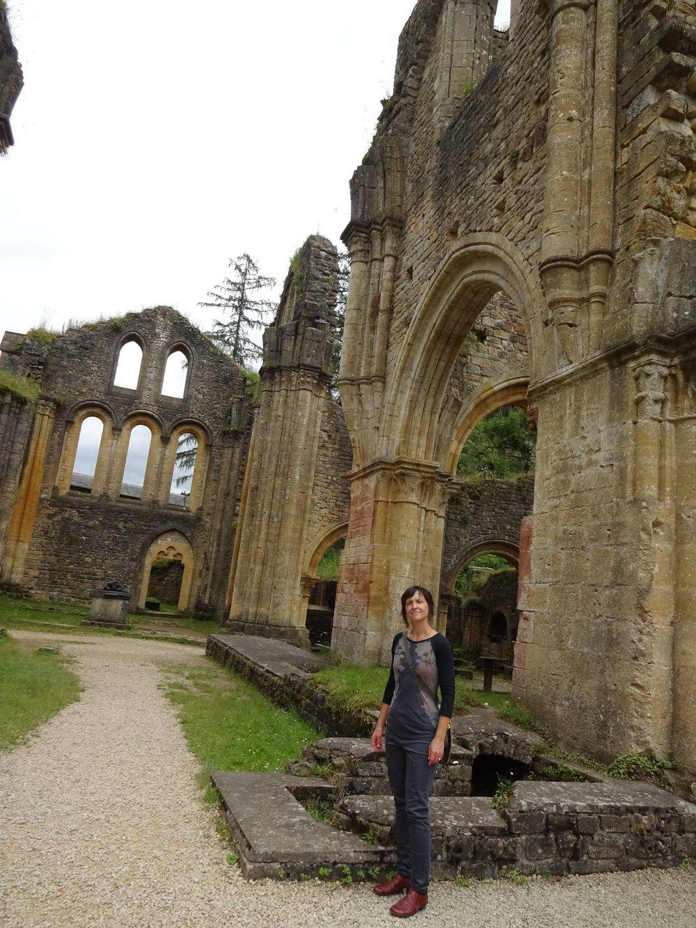 13th & 17th century ruins