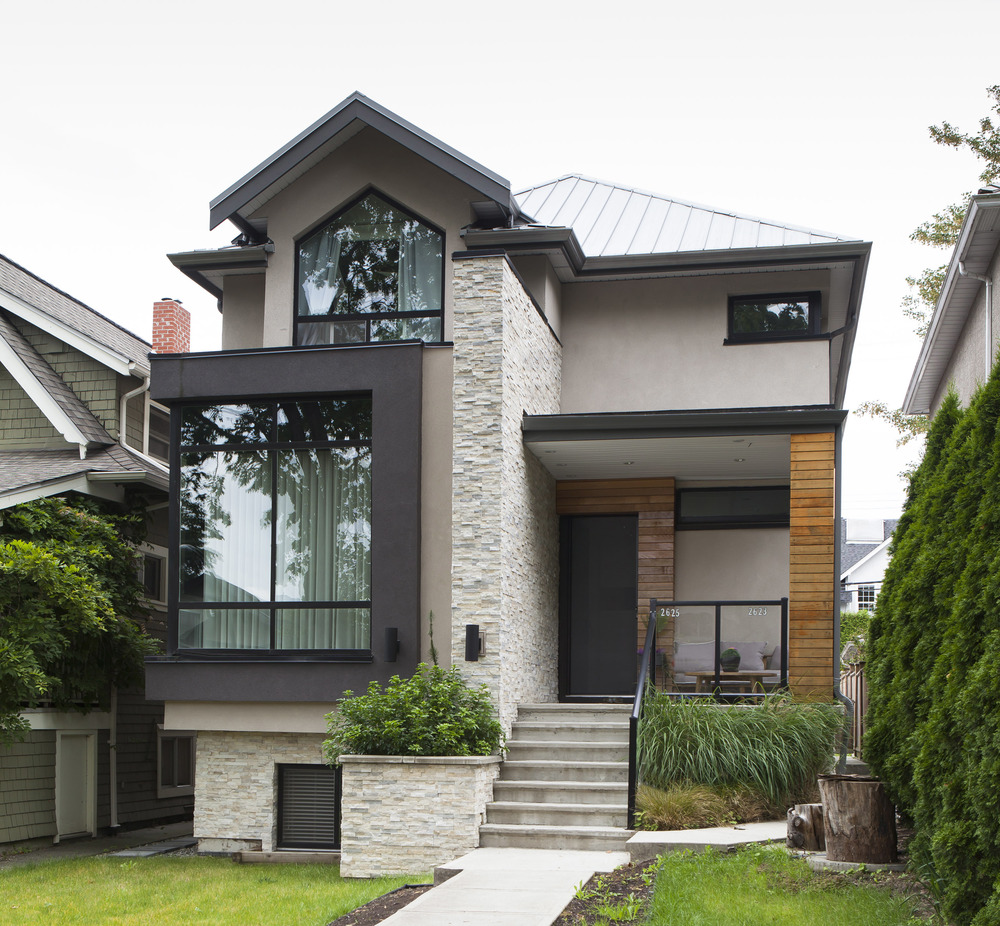 Mullo Residence, Kitsilano, Vancouver, BC