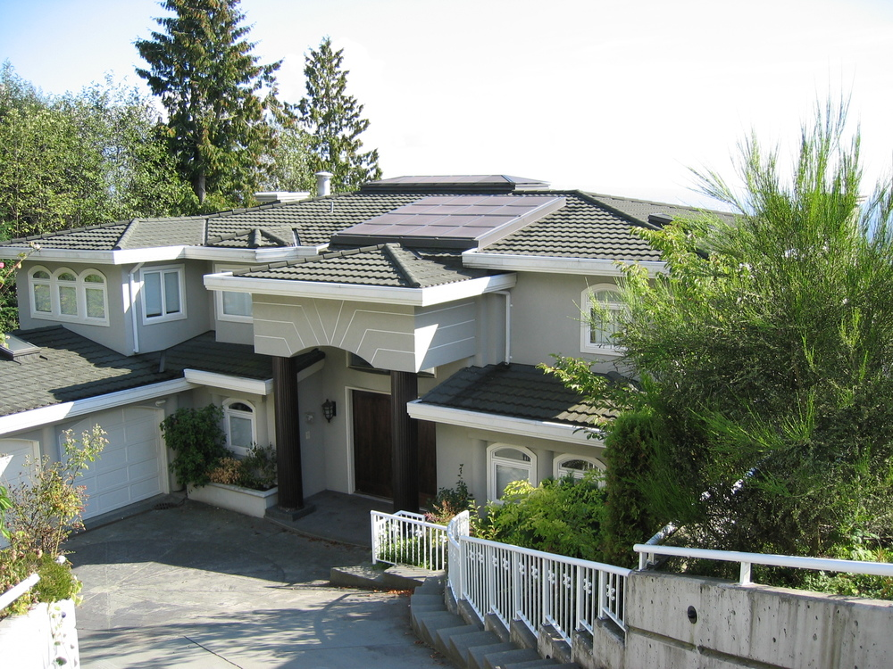Wang Residence, Westhill, W. Van., BC