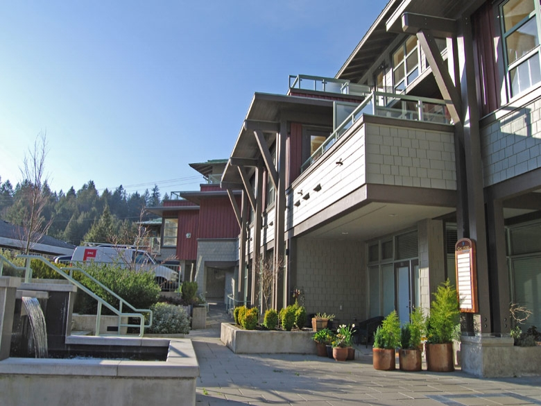 Multi Use Complex, Horseshoe Bay, West Vancouver, BC (Karl Gustavson Arch.)