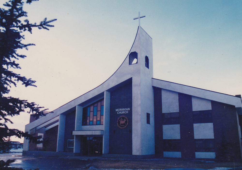 Morvian Church, Edmonton, AB (Epec Consulting Ltd.)