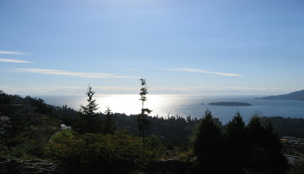 Ocean View - Upper Cauldfield, W. Vancouver, BC
