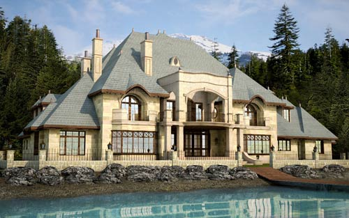 Private residence, Whistler, BC (Design Marque)