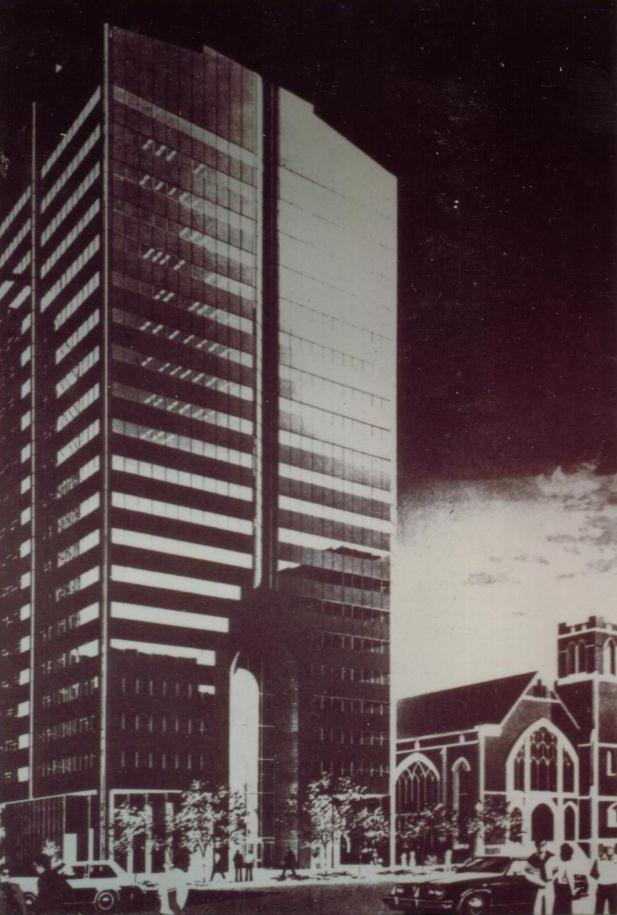 Atco Office Building, Edmonton, AB (Brian Edwards Architect)