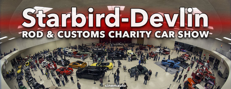 Th Annual Cars For Charities StarbirdDevlin Car Show Cinemauto - Starbird car show wichita