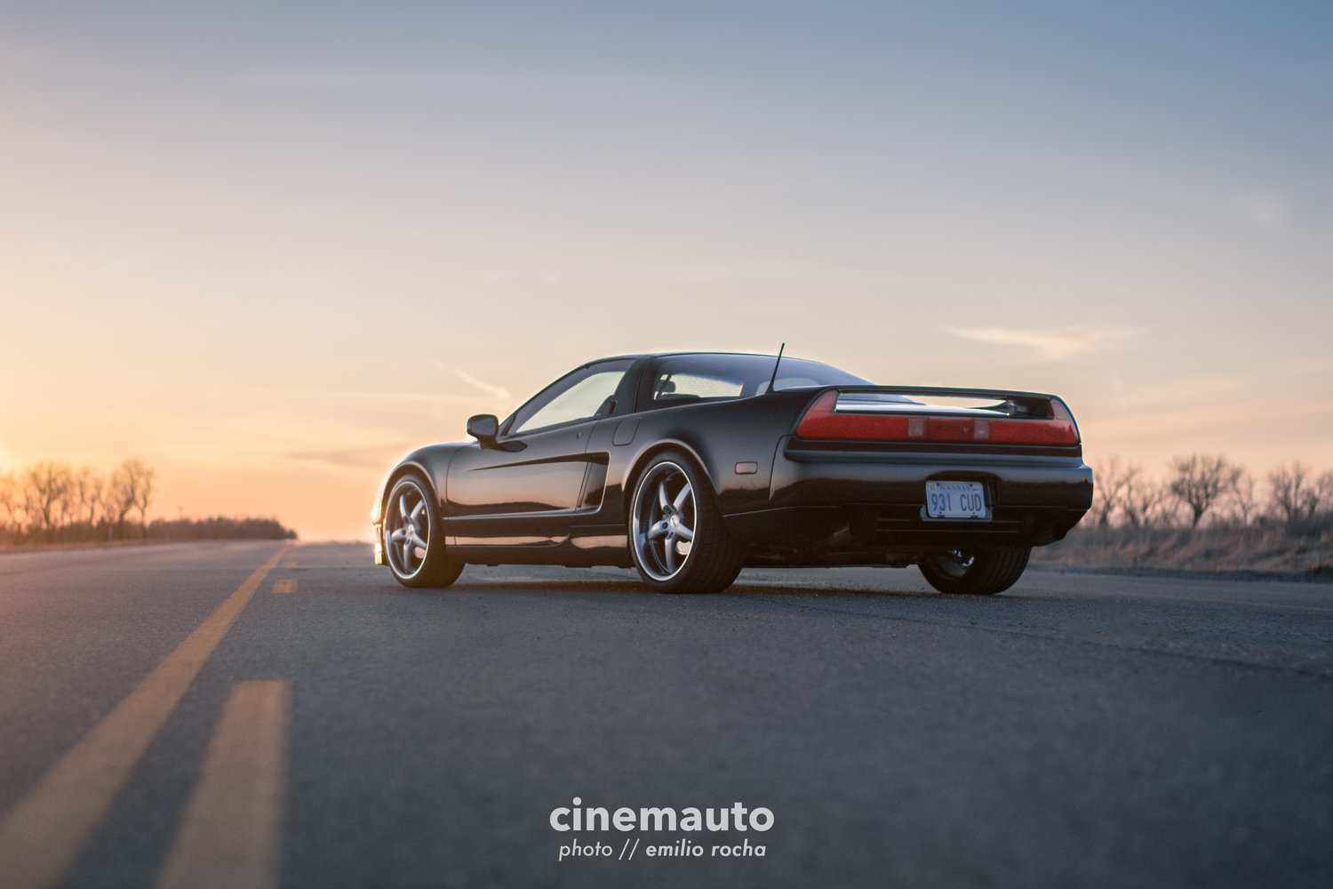 92 Acura NSX Cinemauto