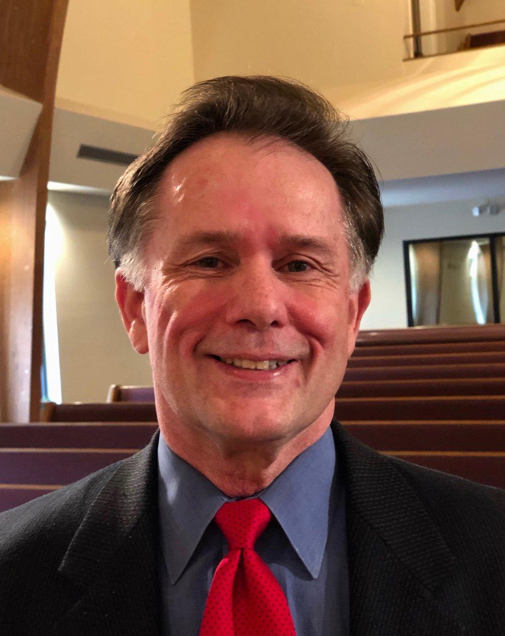David Harrill - David Harrill has been serving as the interim teaching pastor for Genesis Bible Church since Sunday, October 7, 2018.