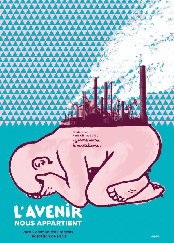 affiche-ecologie-pcf-dugudus-cop21-paris-600x840.jpg