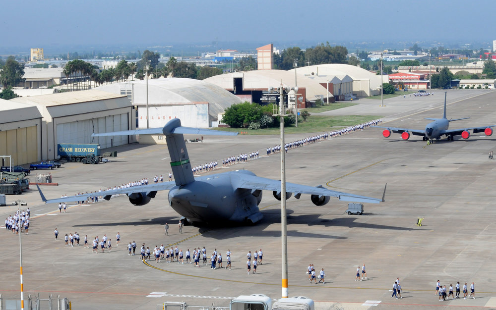 The Incirlik air base in Turkey. Source:  incirlik.af.mil