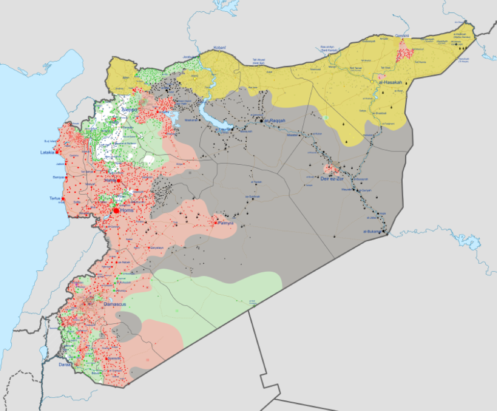 Source: https://commons.wikimedia.org/wiki/File:Syrian_Civil_War_map.svg