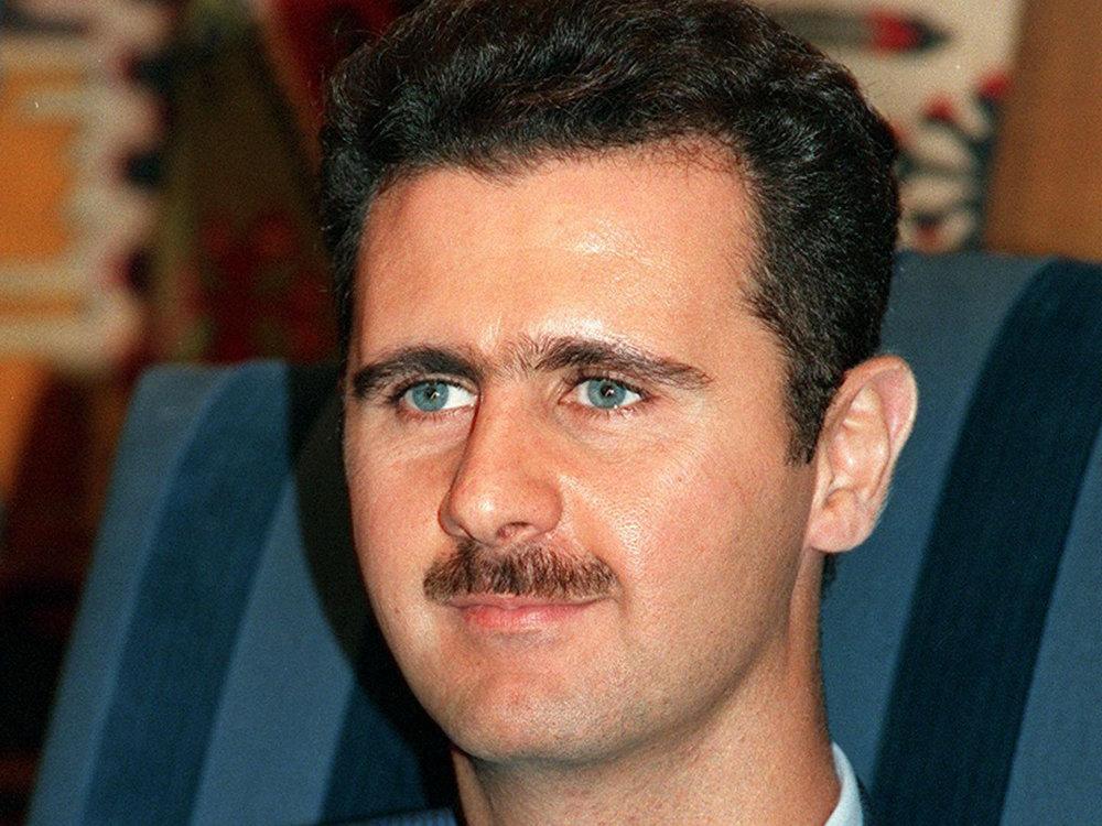 Syrian President Bashar Al Assad. Source: msnbc.com