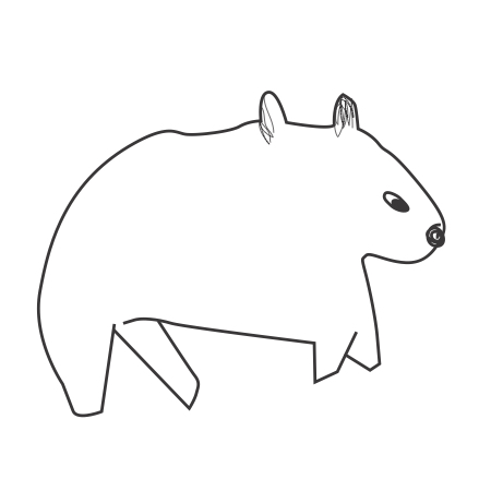 PAINTED WOMBAT fine arts preschool