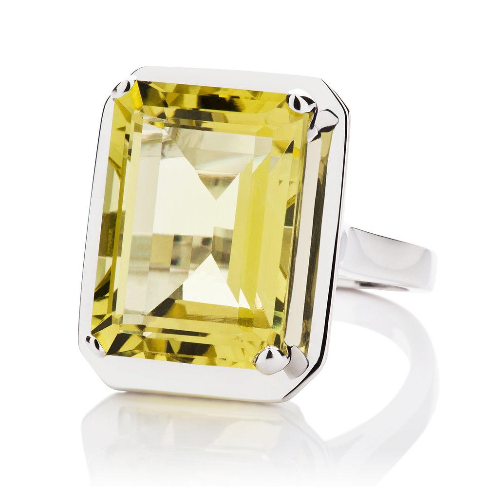 Lemon Citrine Silver coctail ring.jpg