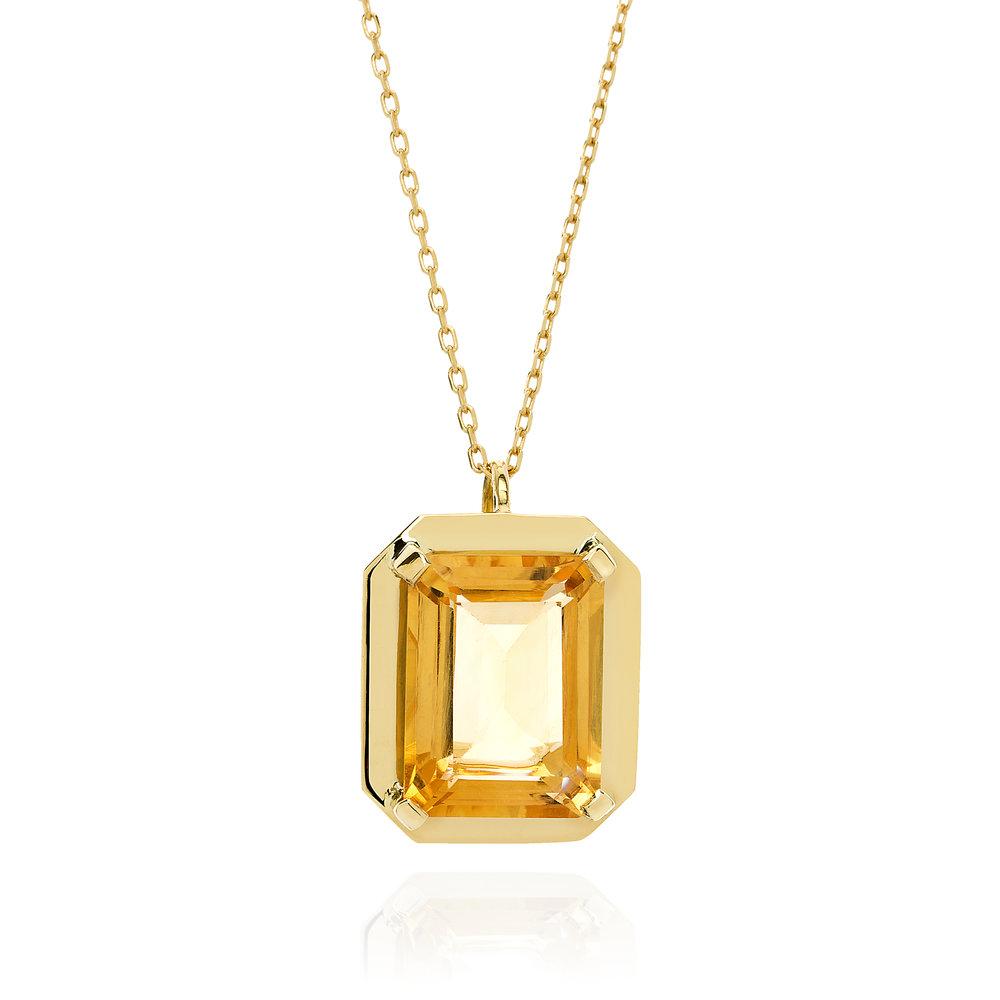 whiskey citrine in gold pendant.jpg