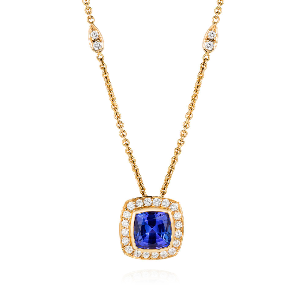 Tanzanite and diamond pendant.jpg