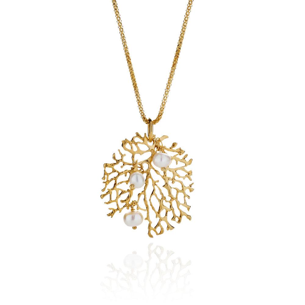 Vermeil and pearl coral pendant.jpg