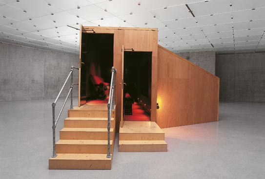The Paradise Institute   Installation View 1/ 13, 2001