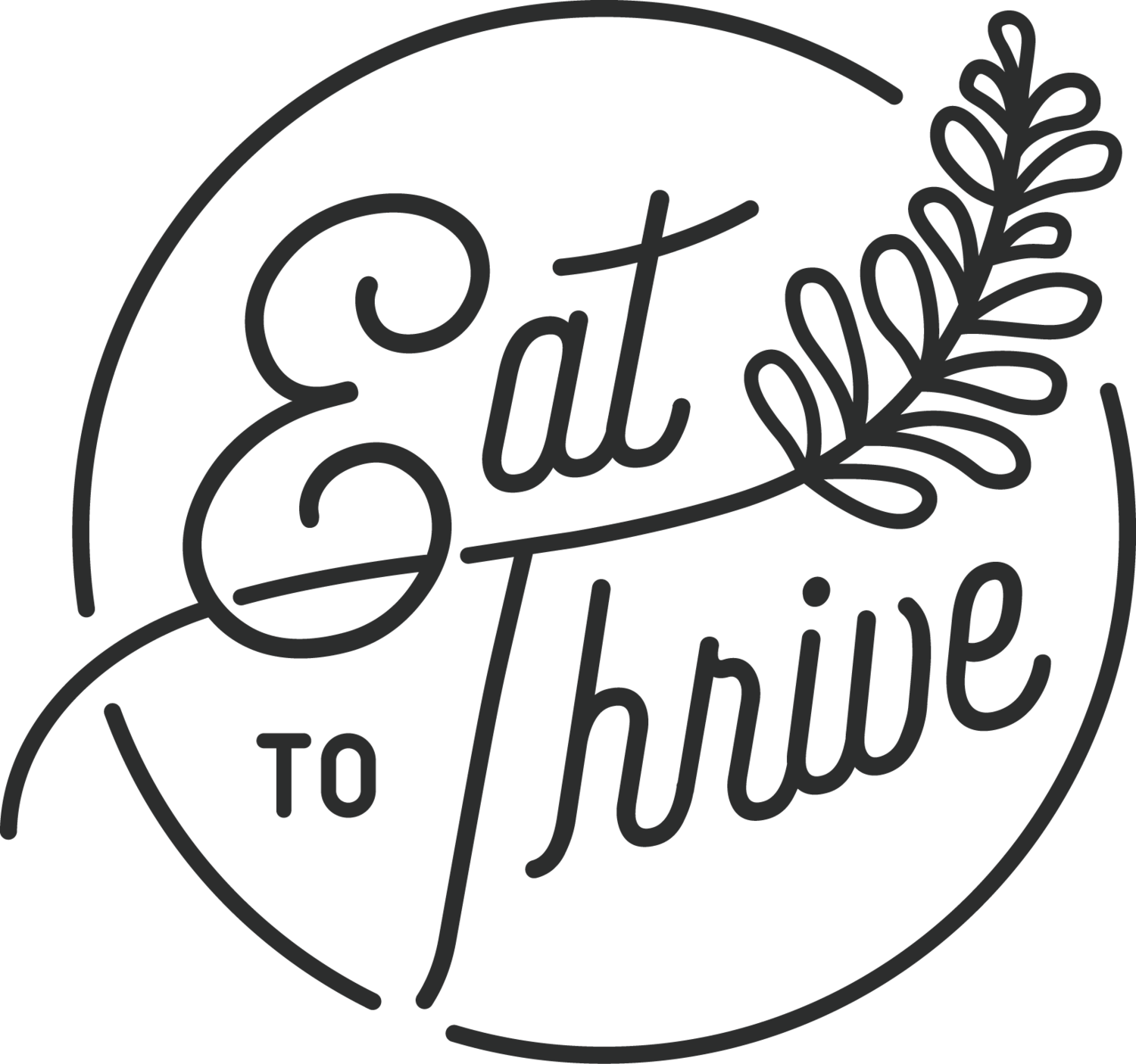 Eat To Thrive