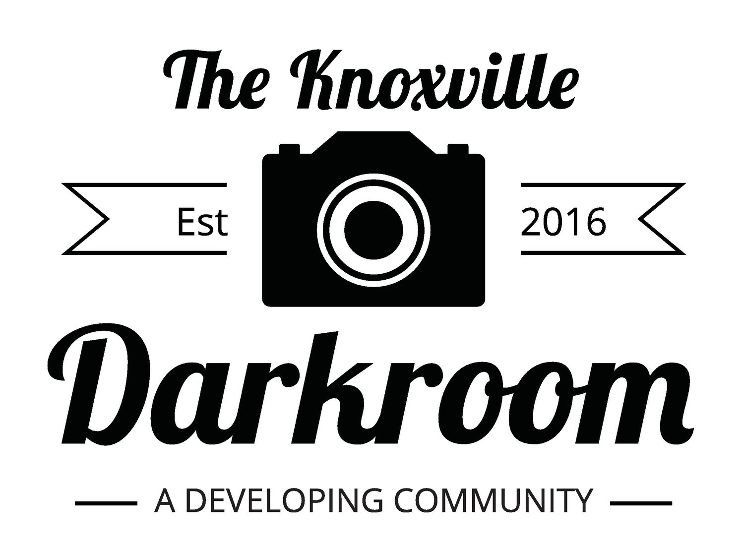 The Knoxville Community Darkroom