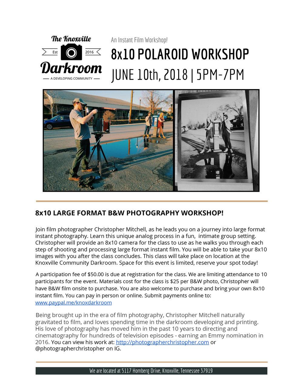 KCD Flyer - 8x10 Polaroid Workshop (1).jpg