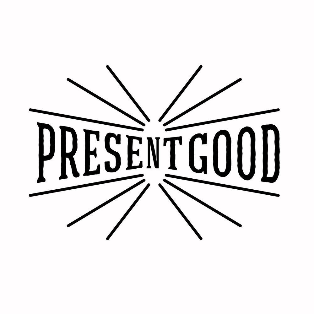 PRESENT GOOD: LOGO DESIGN