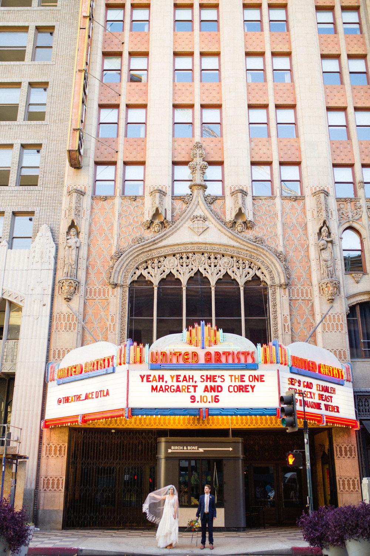 United Artist Theater Los Angeles