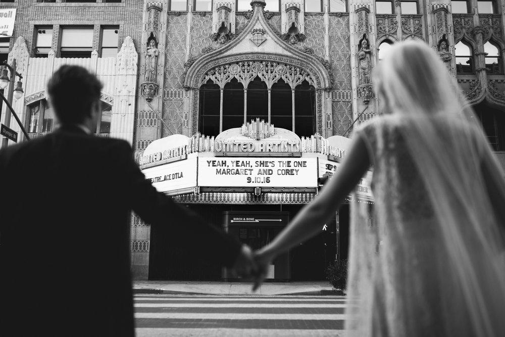 Ace Hotel Wedding Los Angeles