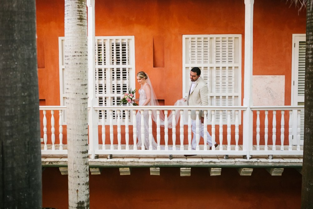 Casa Pestagua Wedding