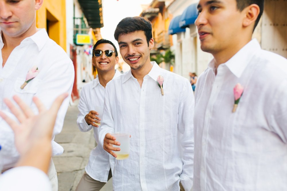 Cartagena Colombia Wedding
