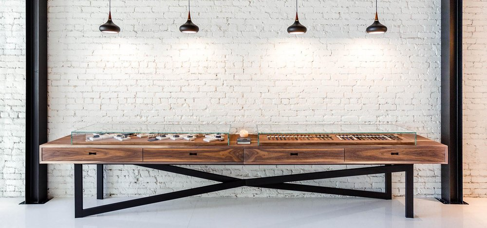 Analog Modern   Design Studio And Furniture Manufacturer In Brooklyn
