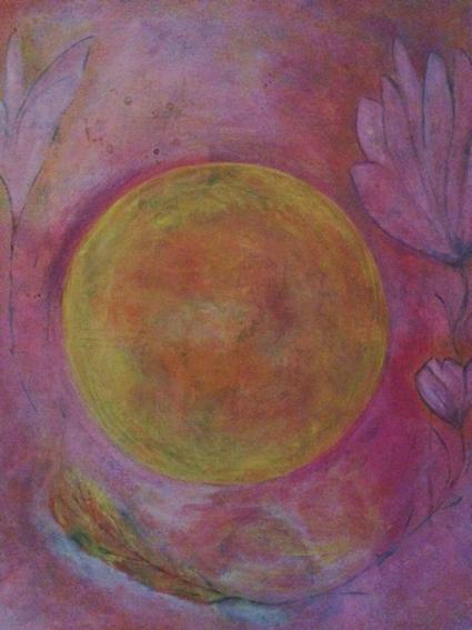 Uusi aika, 71x97, 2014