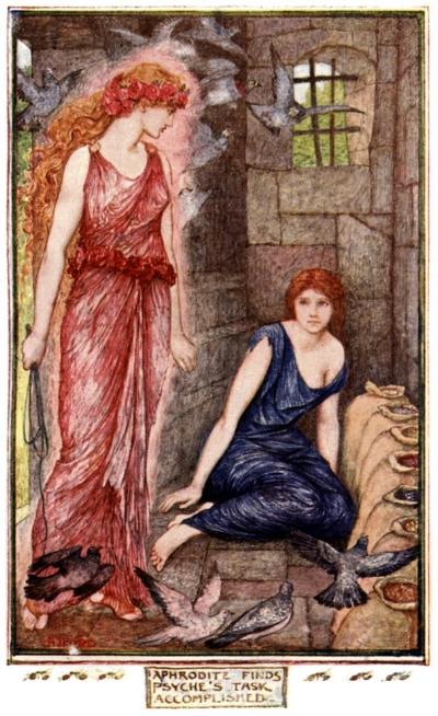 Aphrodite & Psyche