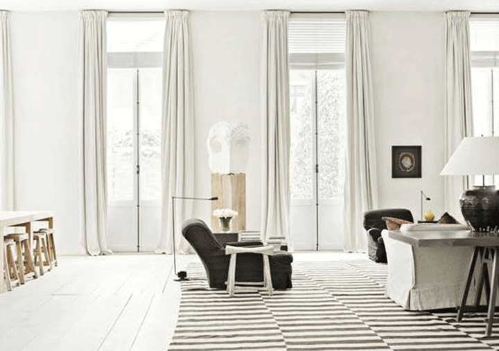 The Versatile Ikea Stockholm Rug Kelly Boyd Design