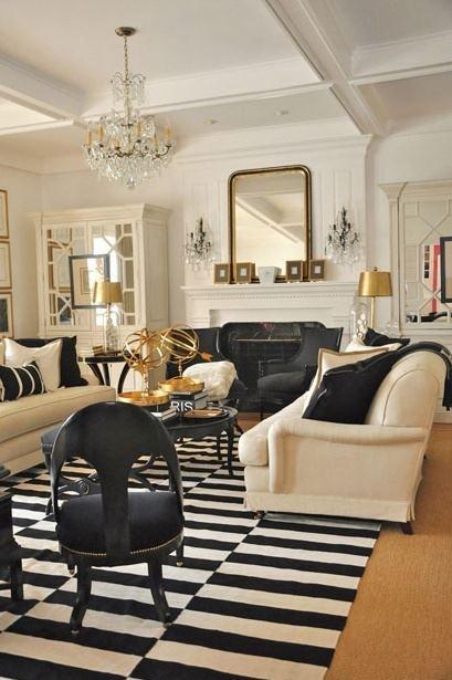 The versatile ikea stockholm rug kelly boyd design montreal based interior design firm for Montreal interior design firms
