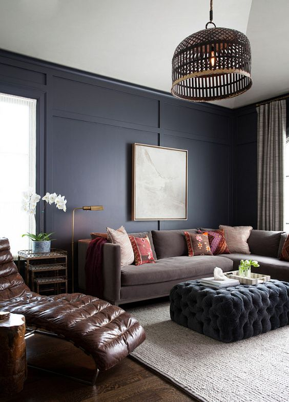 The Best Navy Blue Paint Colours Kelly Boyd Design