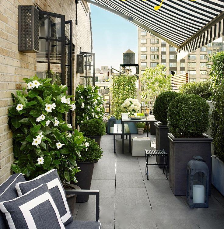 City Terrace Decor