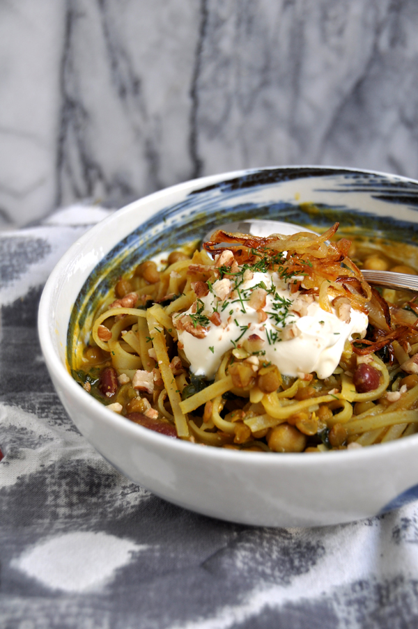 New Year Noodle Soup — Amanda Frederickson