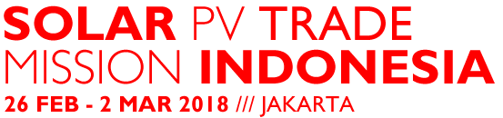 Solar PV Trade Mission Indonesia