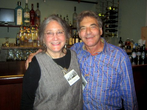 Nancy Kopple Dunn and Mitch Marder 45th reunion