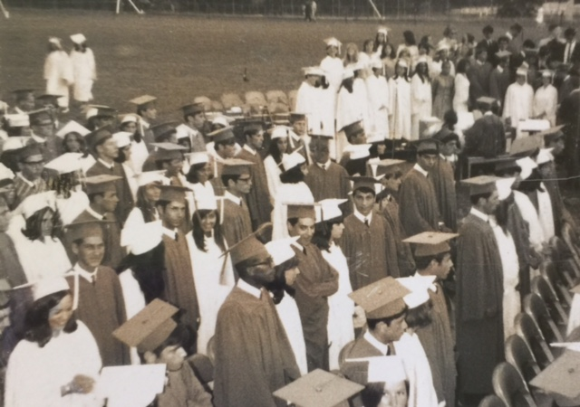 Class of 1967 Graduation Day