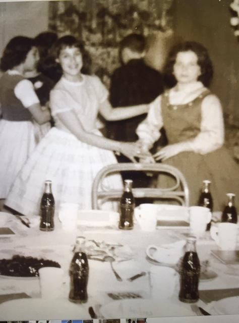 Judy Roseman, Jill Draizen, Karen Wenig