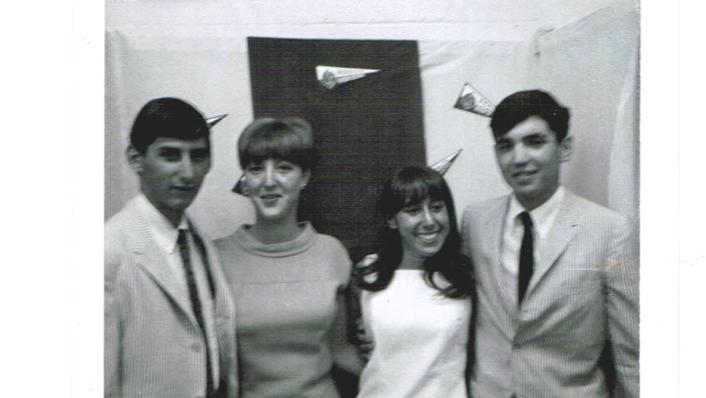 Neil Axel, Joan Scheer, Karen Ziff, Stuart Warren