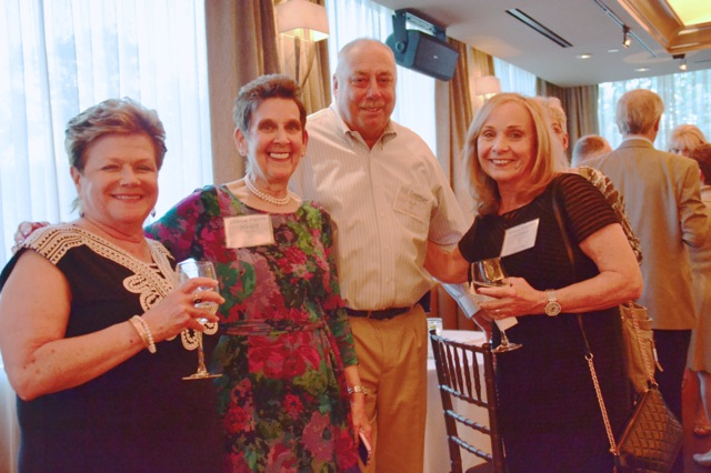 Stephanie Florczak Thompson; Diane Ferro Cruz, William Trottier, Barbara Congalton Perfetuo