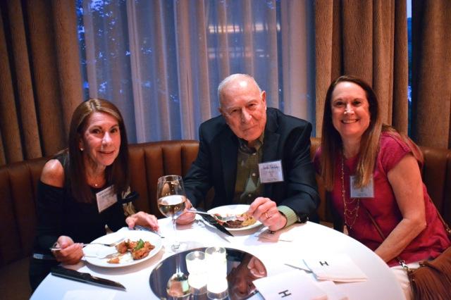 Jane Colchamiro Schlanger; Mr. Herb Slutsky; Margie Sternin Bloomberg
